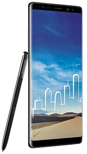 Samsung Galaxy Note 8 SM-N950F 64GB Midnight Black Mobile