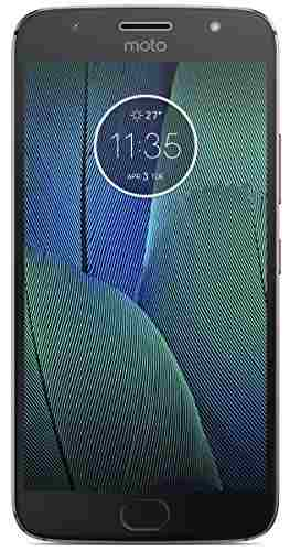 Moto G5s Plus (Motorola Moto G5s Plus) 64GB Lunar Grey Mobile