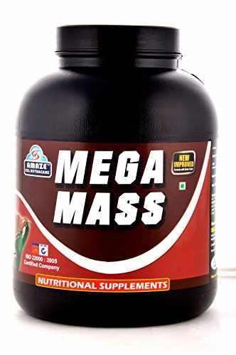 Amaze Mega Mass (3Kg, Chocolate)