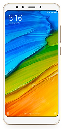 Redmi 5 64GB 4GB RAM Gold Mobile