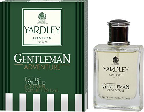 Yardley London Gentleman Adventure EDT Men Spray 50 ml