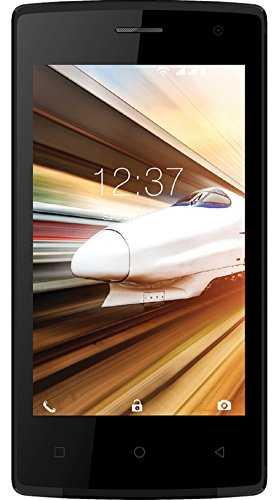 Intex Aqua A4 8GB Black Mobile