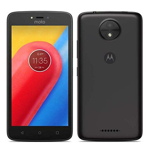 Motorola Moto C XT1721 black Mobile