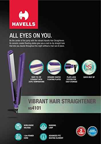 Havells HS4101 Hair Straightener