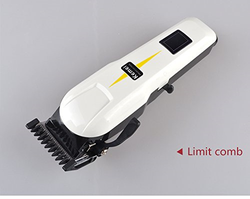 Kemei KM-809C Corded Hair Trimmer For Unisex Multicolour