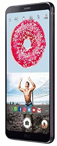 LG G6 64GB Black Mobile