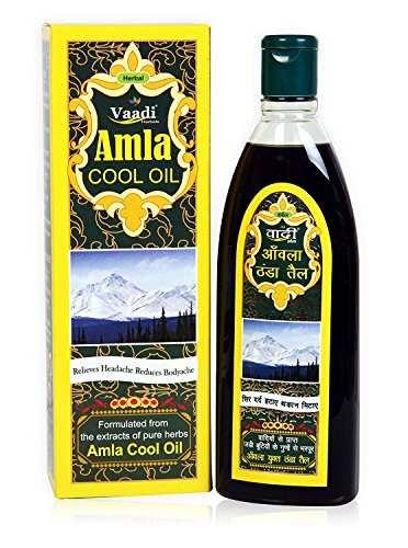 Vaadi Herbals With Brahmi & Amla Cool Oil, 200 ML