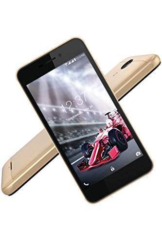 Intex Aqua Zenith 8GB Champagne Mobile