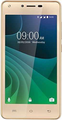 Lava A77 8GB Gold Mobile