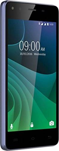 Lava A77 8GB Midnight Blue Mobile
