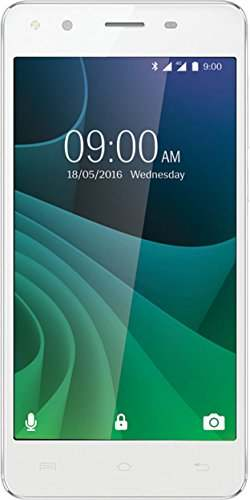 Lava A77 8GB Silver Mobile