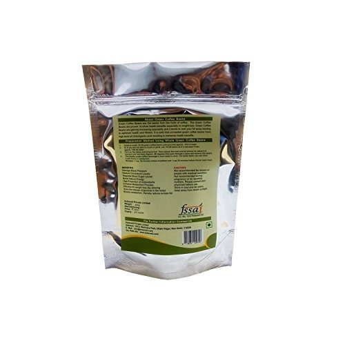 Zukewell Green Coffee Beans (400gm)