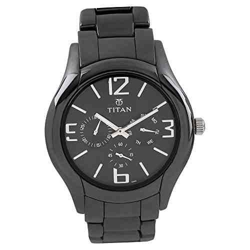 Titan NH90018KC01 Analog Watch (NH90018KC01)