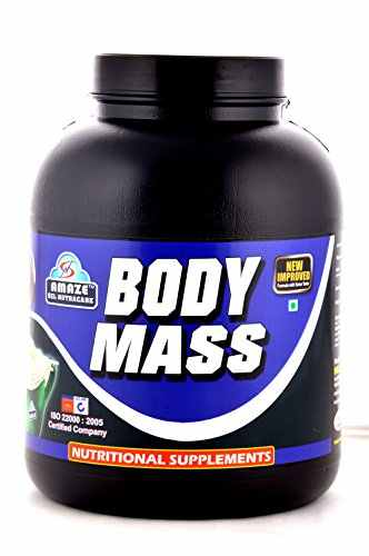 Amaze Body Mass (3Kg, Vanilla)