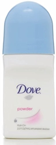 Dove Anti-Perspirant Deodorant Roll-On Powder, 75 ml