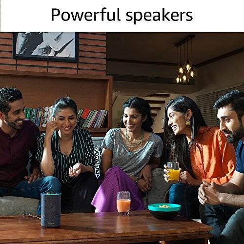 Amazon Echo Portable Bluetooth Speaker, Black