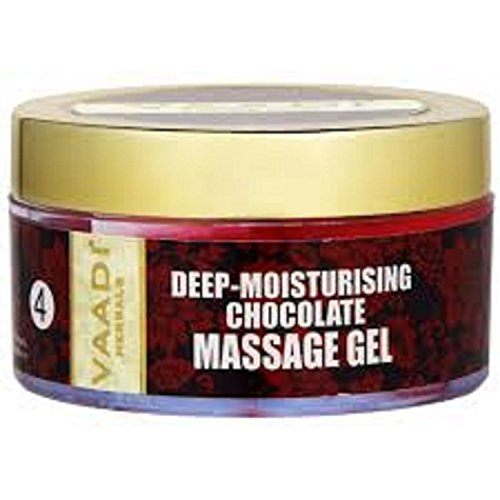 Vaadi Herbals Deep Moisturising Chocolate Massage Gel, 50 GM