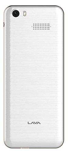 Lava Arc One Plus (White & Gold Mobile Mobile