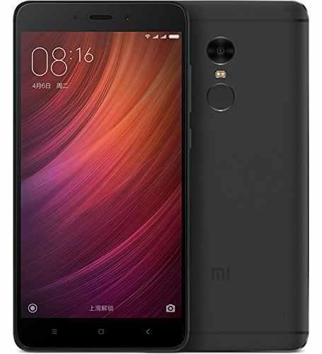 Xiaomi Redmi Note 4 (MI MZB5254IN) 64GB Black Mobile