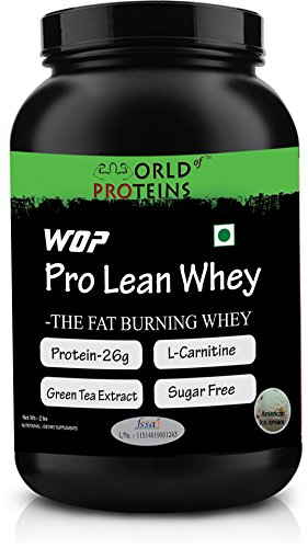 WOP Pro Lean Whey Protein (910gm, Cookies and Cream)