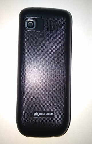 Micromax X424 Black Mobile