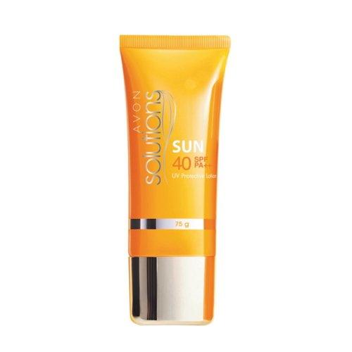 Avon Solutions Sun Uv Protective Lotion SPF 40 75ml