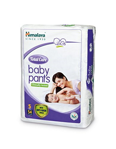 Himalaya Baby pant Diapers, S 54 Pieces