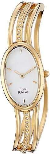 Titan Raga NF9938YM01 Analog Watch (NF9938YM01)