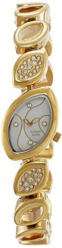 Titan Raga NE9703YM01 Analog Watch
