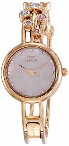 Titan Raga 9975WM02 Analog Watch