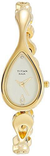 Titan Raga NF2400YM02 Analog Watch