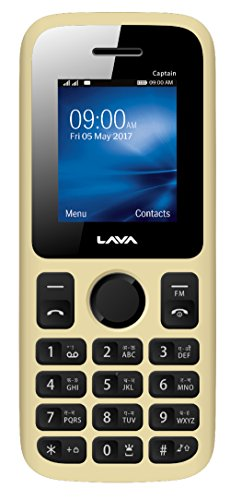 Lava Captain N1 (Gold Mobile Mobile