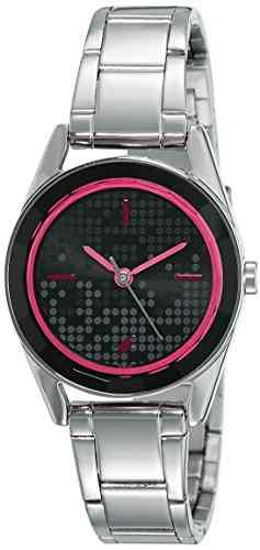 Fastrack 6144SM01 Mineral Cocktail Analog Women's Watch (6144SM01)