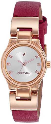 Fastrack 6114WL01 Analog Watch (6114WL01)