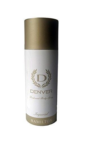 Denver Hamilton Imperial Deodorant For Men, 165 ML
