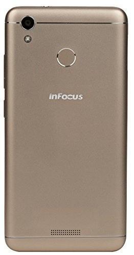 Infocus Turbo 5 16GB Glittering Gold Mobile