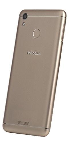 Infocus Turbo 5 (InFocus Infocus Turbo 5) 16GB Glittering Gold Mobile