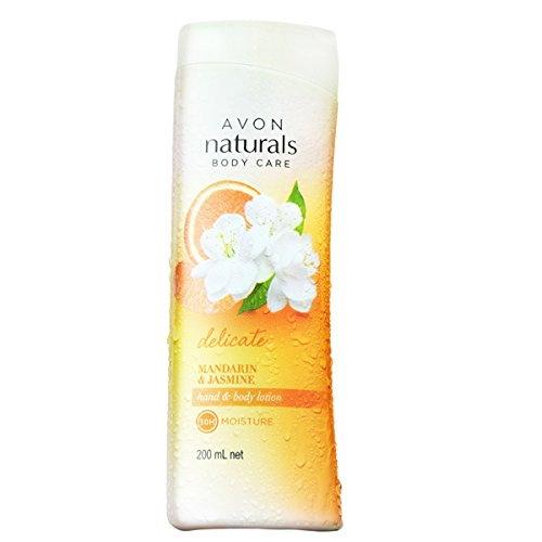 Avon Naturals Mandarin Jasmine Hand Body Lotion 200ml