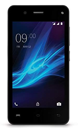 Lava A44 8GB Black Mobile