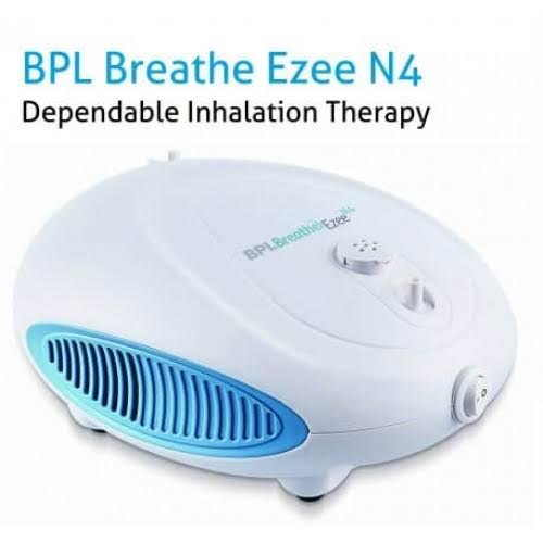 BPL N4 Compressor Nebulizer