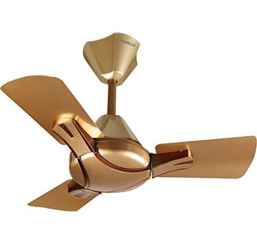 Havells Nicola 600 mm Ceiling Fan (Bronze-Copper)