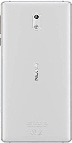 Nokia 3 16GB Silver Mobile