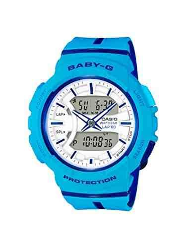 Casio Baby-G BGA-240L-2A2DR (B197) Analog Digital White Dial Women's Watch