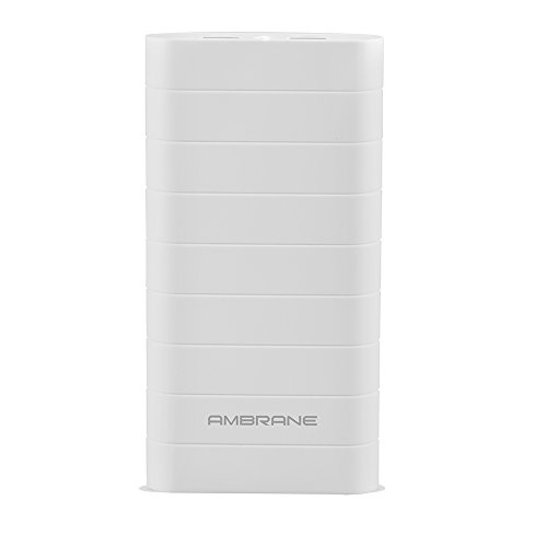 Ambrane Speedy S8 20000mAh Power Bank (White)