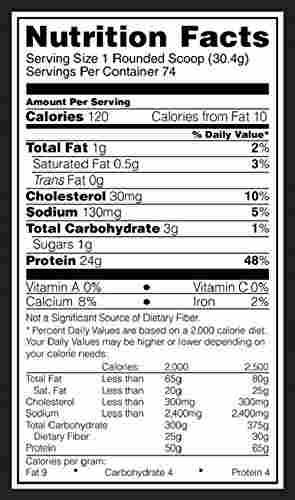 Optimum Nutrition 100% Whey Gold Standard (4.53Kg, Chocolate)