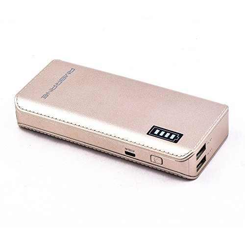 Ambrane P-1133 12500mAh Power Bank (Gold)