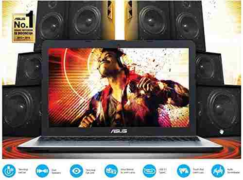 Asus X541NA-GO017 Celeron Dual Core 4 GB 500 GB DOS 15 Inch - 15.9 Inch Laptop