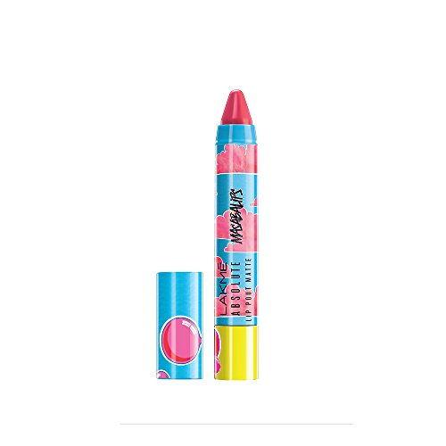 Lakme Absolute Lip Pouts Matte Masaba Lipstick Hot Pink Queen