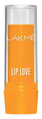 Lakme Lip Love Lip Care Lip Balm Mango 3.8 GM