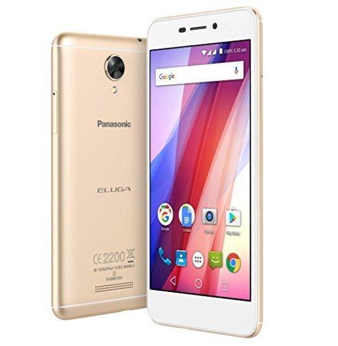 Panasonic Eluga I2 16GB Gold Mobile